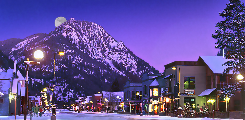 Frisco, Colorado – Main Street to the Rockies