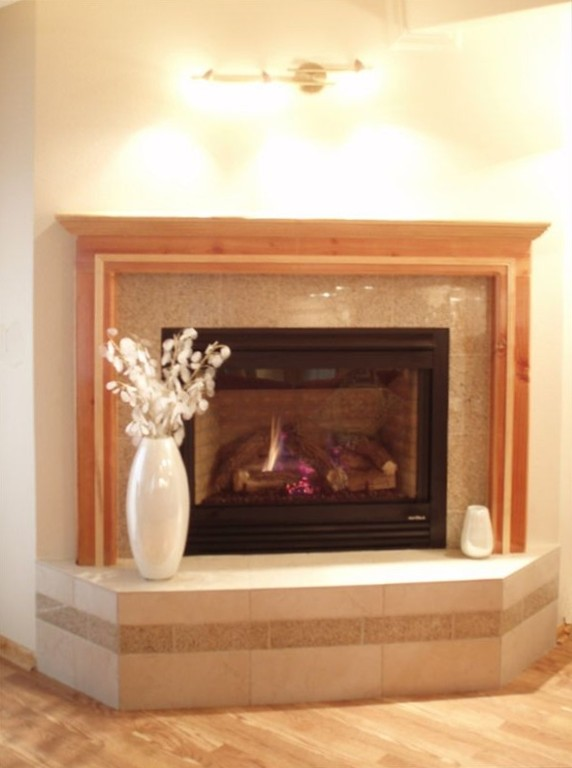 Buy Fireplace Hearth Ideas Microwave Was Working Fine