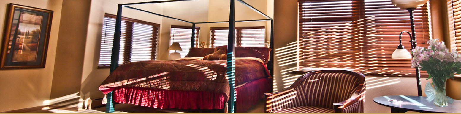 Enjoy a luxurious stay in our King Tower