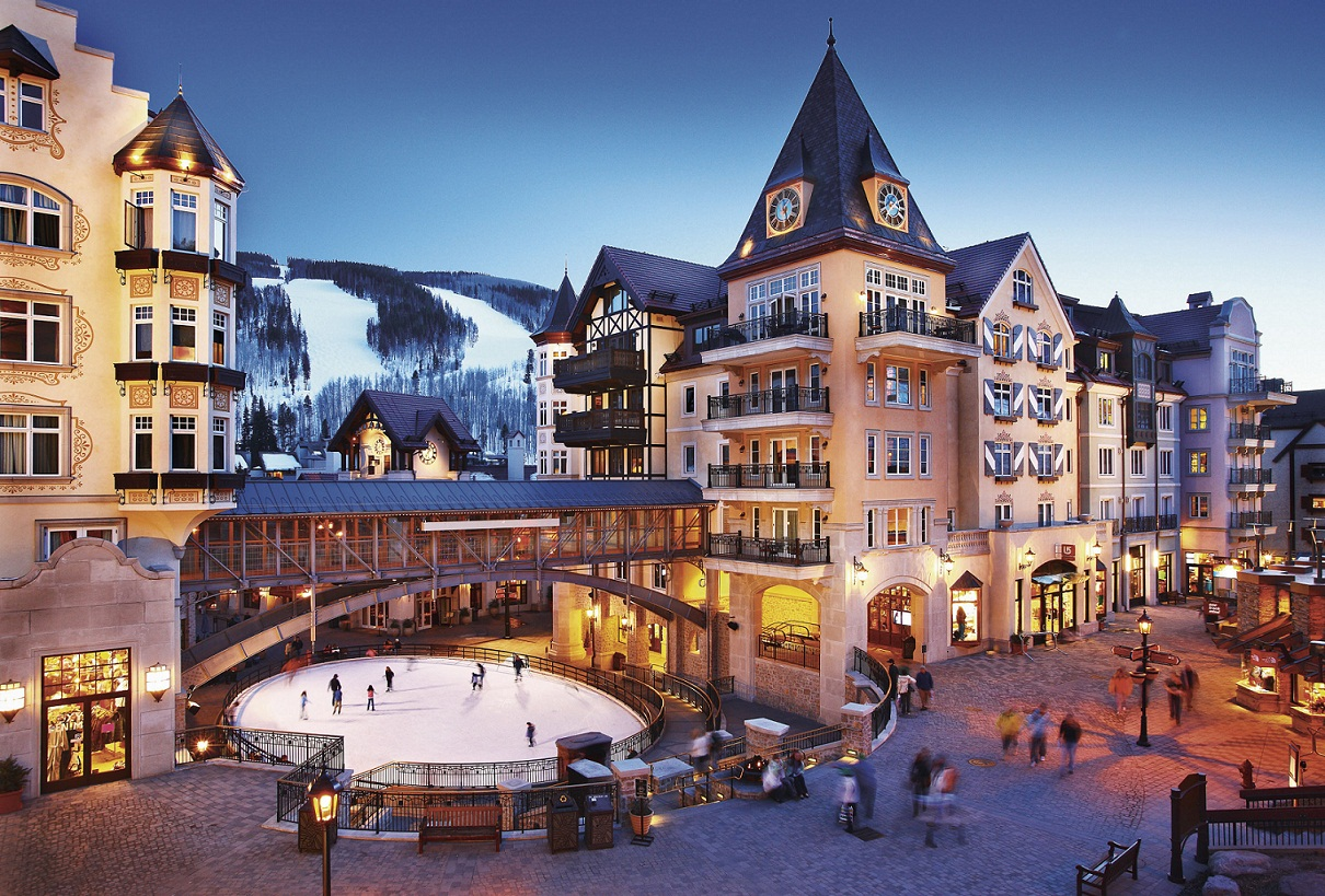 Vail Colorado Ski Resort Hotels