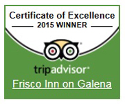 Check us out on Trip Advisor